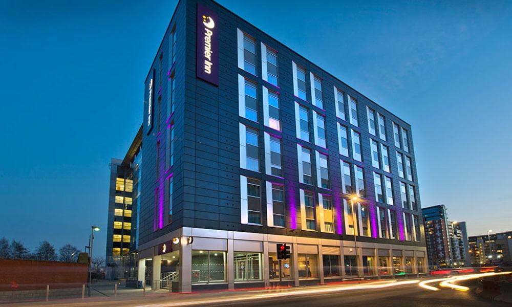 Premier Inn, Leeds