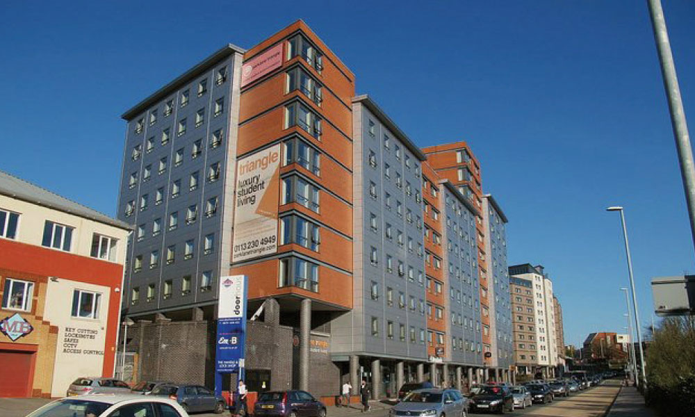The Triangle Student Residence